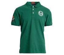 Poloshirt 'Faroe/MC/Staff' grün