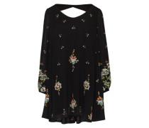 Kleid 'Oxford' schwarz