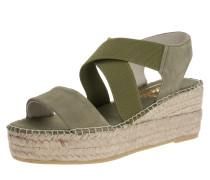 Sandale 'serraje' khaki