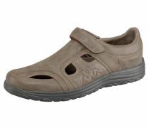Sneaker »Glance« grau