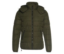 Winterjacke 'coated jkt' grün