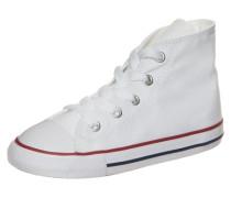 Chuck Taylor All Star High Sneaker Kleinkinder weiß