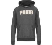 Pullover beige / graumeliert