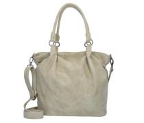 'Kiana Canvas' Handtasche 40 cm beige
