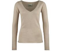 Pullover 'fedder' beige