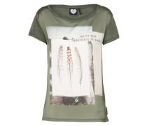 T-Shirt 'sense OF Wonder' oliv