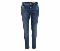 Röhrenjeans »Bailey« blue denim