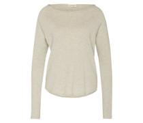 Sweatshirt 'Sonoma' beigemeliert