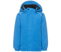 Winterjacke Windfunktionaler blau