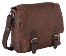 Messenger Bag 'canada' braun