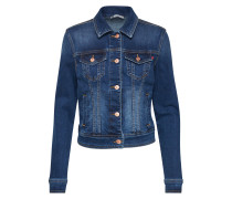 Jeansjacke 'Destin' blue denim