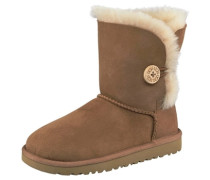 Stiefel »Bailey Button Kids« hellbraun