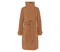 Trenchcoat mit Wollanteil 'Berlin' cognac