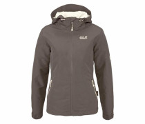 Ranua Jacket Women Funktionsjacke grau