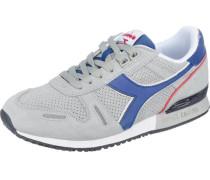 'Titan Premium' Sneakers blau / grau