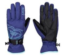 Schnee Handschuhe »Popi« indigo