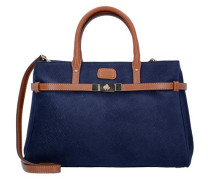 Life I Handtasche 33 cm blau