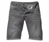 Jeansshorts 'arc 3D Short' grey denim