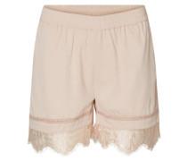 Spitzen-Shorts NW pfirsich / rosa