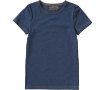 Unterhemd für Jungen blau / marine