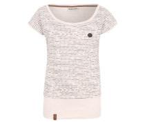 Jerseyshirt 'Wolle Dizzy VI' grau