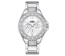 Armbanduhr silber