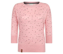 Pullover 'Maja Triangles' pink