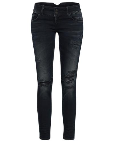 Jeans 'Georget' black denim
