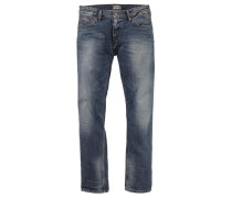 Slim-fit-Jeans »Scanton« blau