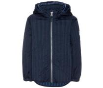 Jungen-Jacke nitquilt blau