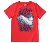 T-Shirt für Jungen rot