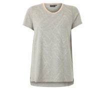 Shirt 'Calissa' grau / mischfarben