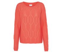 Pullover 'vintegrata' koralle