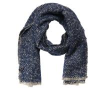 Schal 'Cidanila' blau