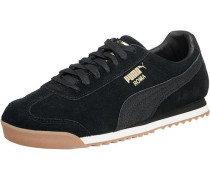 Roma Natural Warmth Sneakers schwarz