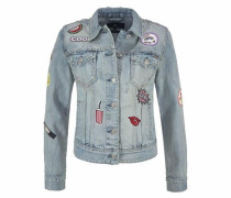 "Jeansjacke ""DeanX"" blue denim"