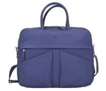 Lady Tech Businesstasche 405 cm Laptopfach blau