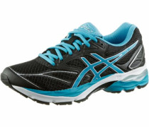 Gel-Pulse 8 Laufschuhe Damen hellblau / schwarz / weiß