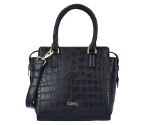 Donna Handtasche schwarz