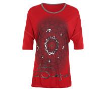 T-Shirt 'Soria' rot