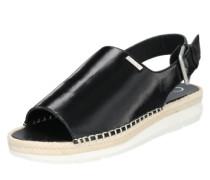 Sandale 'vesna' schwarz