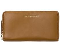 Portemonnaie 'smooth Leather LRG ZA Wallet' cognac