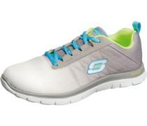 Flex Appeal New Arrival Sneakers grau / weiß