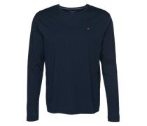 Langarmshirt 'Organic cotton cn tee ls' navy