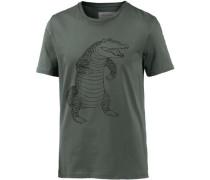 James T-Shirt 'James' oliv