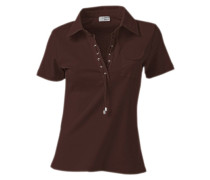 Polo-Shirt schoko