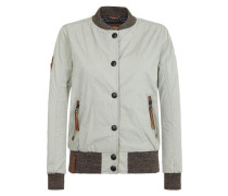 Female Jacket 'U like dirty' braun