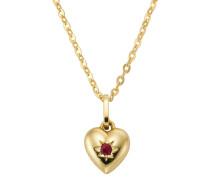 Anhänger 'Herz' gold