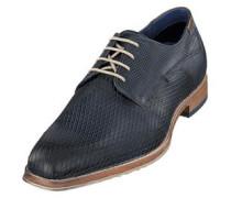 Business Schuhe navy / braun