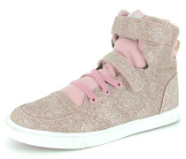 Sneaker 'slimmer Stadil Glitter' pink